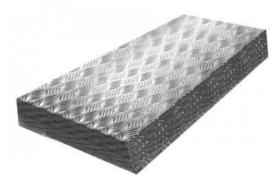 Лист  Амг2Н2Р рифленый «Квинтет» 2х1500х3000