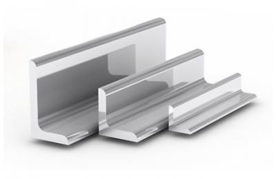 Алюминиевый уголок АД31, Т1 40x2x2x20x4000